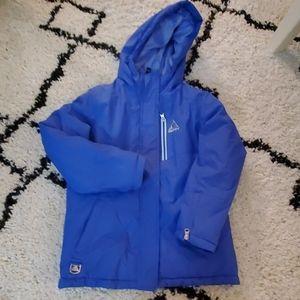 GERRY winter hooded coat 10/12 w/ liner